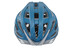 UVEX city i-vo Helm blue mat